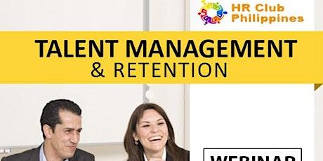 Live Webinar: Talent Management & Retention tickets