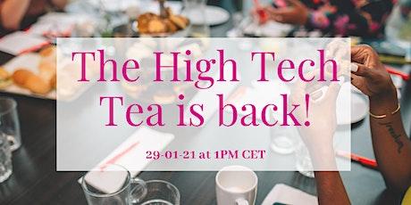 High Tech Tea: Building Female Leadership Skills tickets