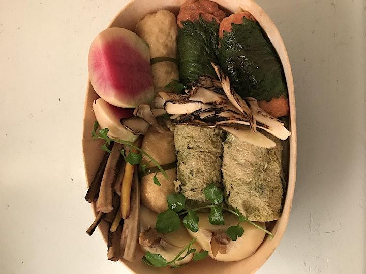 Cookhatter presents Vegan bento box pre order image