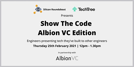 Show The Code | Albion VC Edition tickets