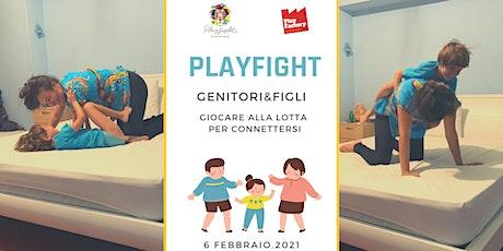 Seminario Playfight Genitori-figli / Giocare alla lotta  per connettersi biglietti