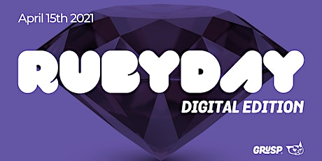 rubyday 2021 Digital Edition tickets