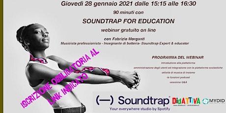 90 minuti con Soundtrap For Education biglietti
