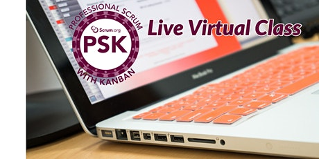 Professional Scrum with Kanban - Scrum.org - Live Virtual Class - biglietti