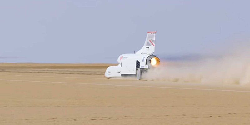 Webinar: Bloodhound LSR An engineering adventure...