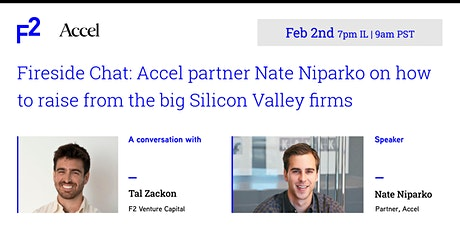 Accel Partner Nate Niparko on raising from the big Silicon Valley firms tickets