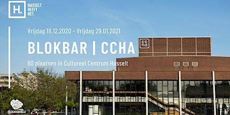 Blokbar CC Hasselt | 05.01 - 29.01 tickets