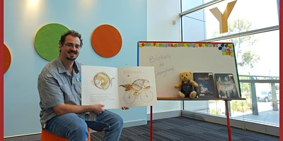 Blokes Do Storytime – Success Library – Kids Event
