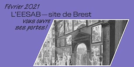 Visites guidées de l'EESAB-site de Brest billets