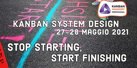 Kanban System Design (KMP 1) - Live Virtual Class biglietti