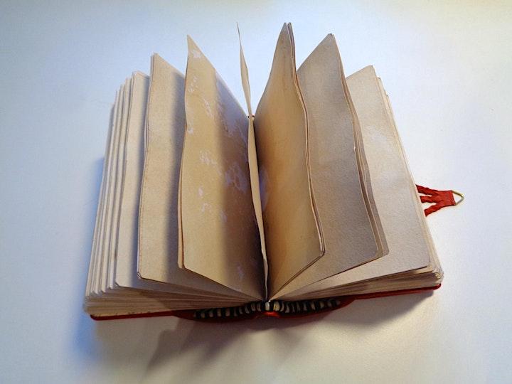 Byzantine Style Codex Binding image