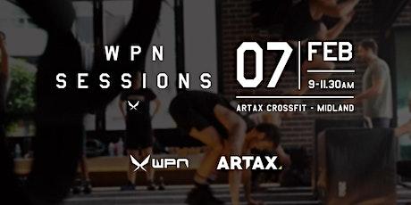 WPN Sessions X Artax tickets