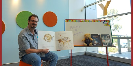 Blokes Do Storytime - Success Library - Kids Event tickets