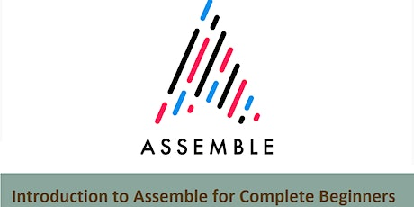 An Introduction to Assemble (Scotland) tickets