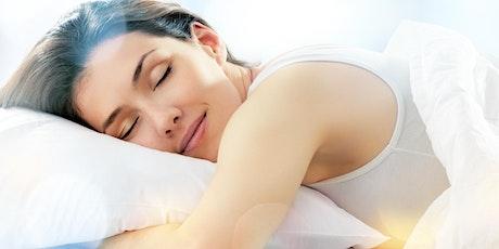 Schlaf - gesunder und erholsamer Schlaf mit ätherischen Ölen Tickets