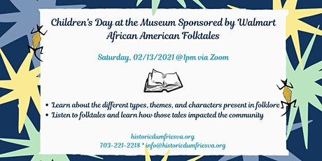 Children's Day at the Museum Sponsored by Walmart tickets