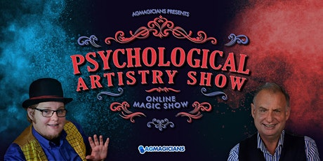 Psychological Artistry Show  - Online Magic Show tickets