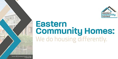 Eastern Community Homes: We Do Housing Differently. Expert Q&A. tickets