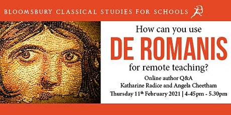 De Romanis Q&A: Remote Teaching tickets