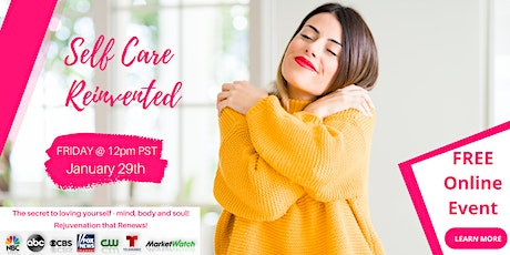 Self Care Reinvented tickets
