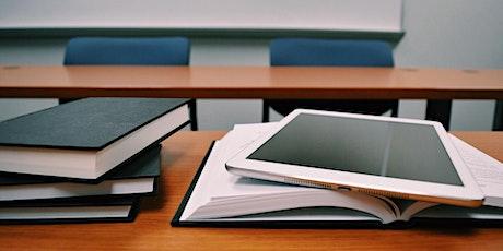 Aula invertida (Flipped Classroom) para fortalecer la enseñanza-aprendizaje tickets
