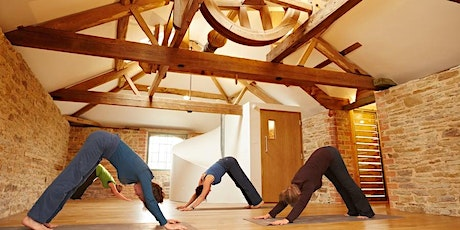 Yoga Day with Lunch at The Beautiful Clover Mill Spa, Worcestershire tickets