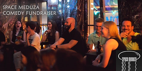 Live Stand-Up Comedy Fundraiser Show for Space Meduza tickets