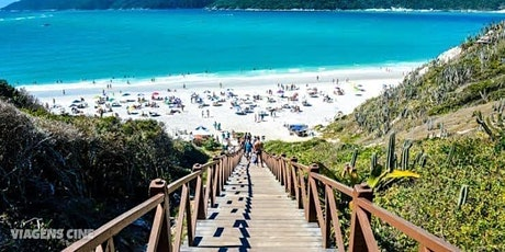 Arraial do cabo e Buzios ingressos