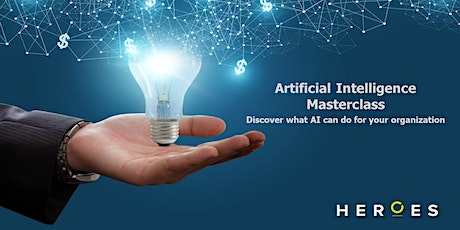 Artificial Intelligence Masterclass tickets