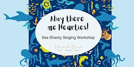Sea Shanty Singing Workshop tickets