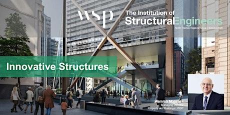 Innovative Structures entradas