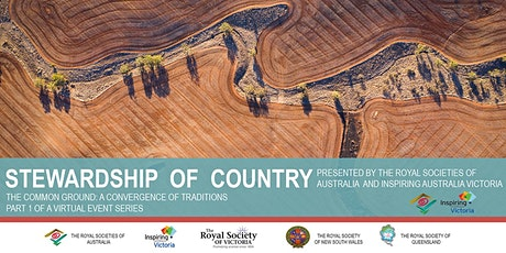 Stewardship of Country - The Common Ground tickets