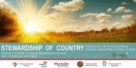 Stewardship of Country - From Past to Future tickets