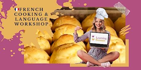 French Dessert Cooking Workshop billets