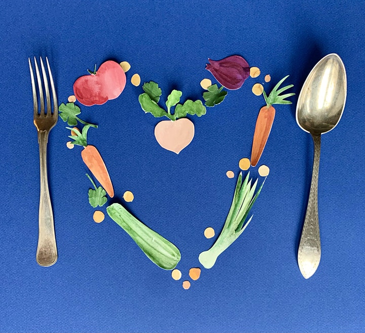 FOOD FROM THE HEART image