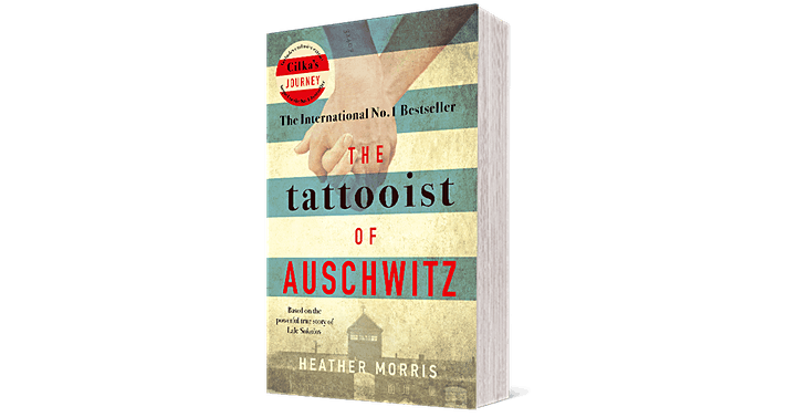 The Tattooist of Auschwitz with Heather Morris image