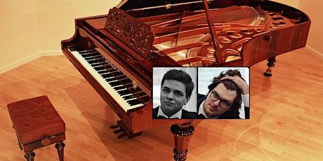 Kirill Zheleznov, piano & Simo Šišević, piano concert tickets
