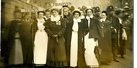 Exploring Nursing and Suffragette HERstories: A Virtual Tour tickets