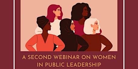 2nd AL for Governance Women in Leadership Forum tickets
