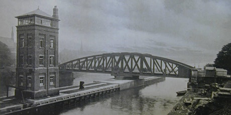 The Past, Present and Future of the Manchester Ship Canal tickets