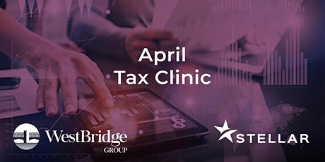 April Tax Clinic | Getting Clever with Business Relief tickets
