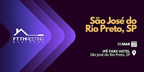 FTTH Meeting | São José do Rio Preto - SP ingressos