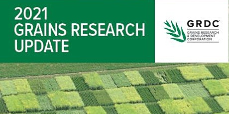 2021 GRDC Grains Research Update - Geraldton tickets