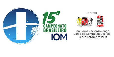 15º Campeonato Brasileiro de IOM 2021 ingressos