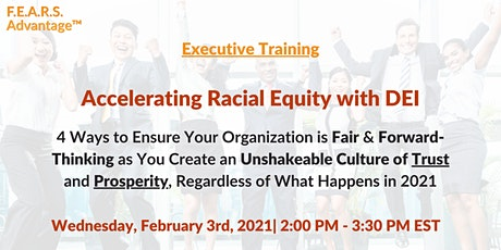 Accelerating Racial Equity with DEI tickets