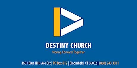 Destiny Church Sunday Service tickets