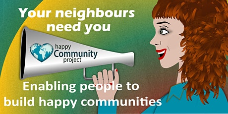 Happy Community Kickstart Workshop tickets