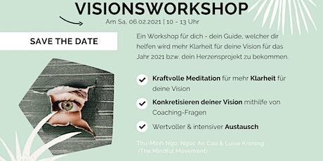 Besinnlicher Visionsworkshop für dein Jahr bzw. dein Herzensprojekt biglietti