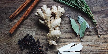 Winter Wellbeing Online Herbalism Workshop tickets
