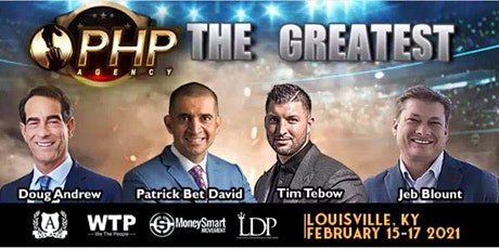 PHP - The Greatest tickets